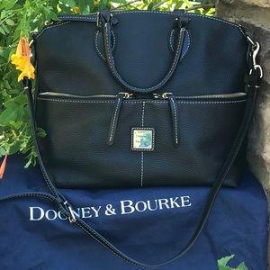 Dooney & Bourke SAFFIANOLeather Shoulder Bag